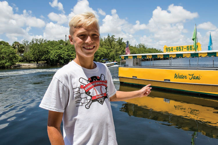 Water Taxi | Ft  Lauderdale, FL | Water Trolley | things to